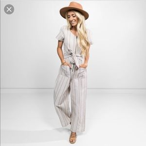 Shop Stevie (Stevie Hender) Abernathy Jumpsuit